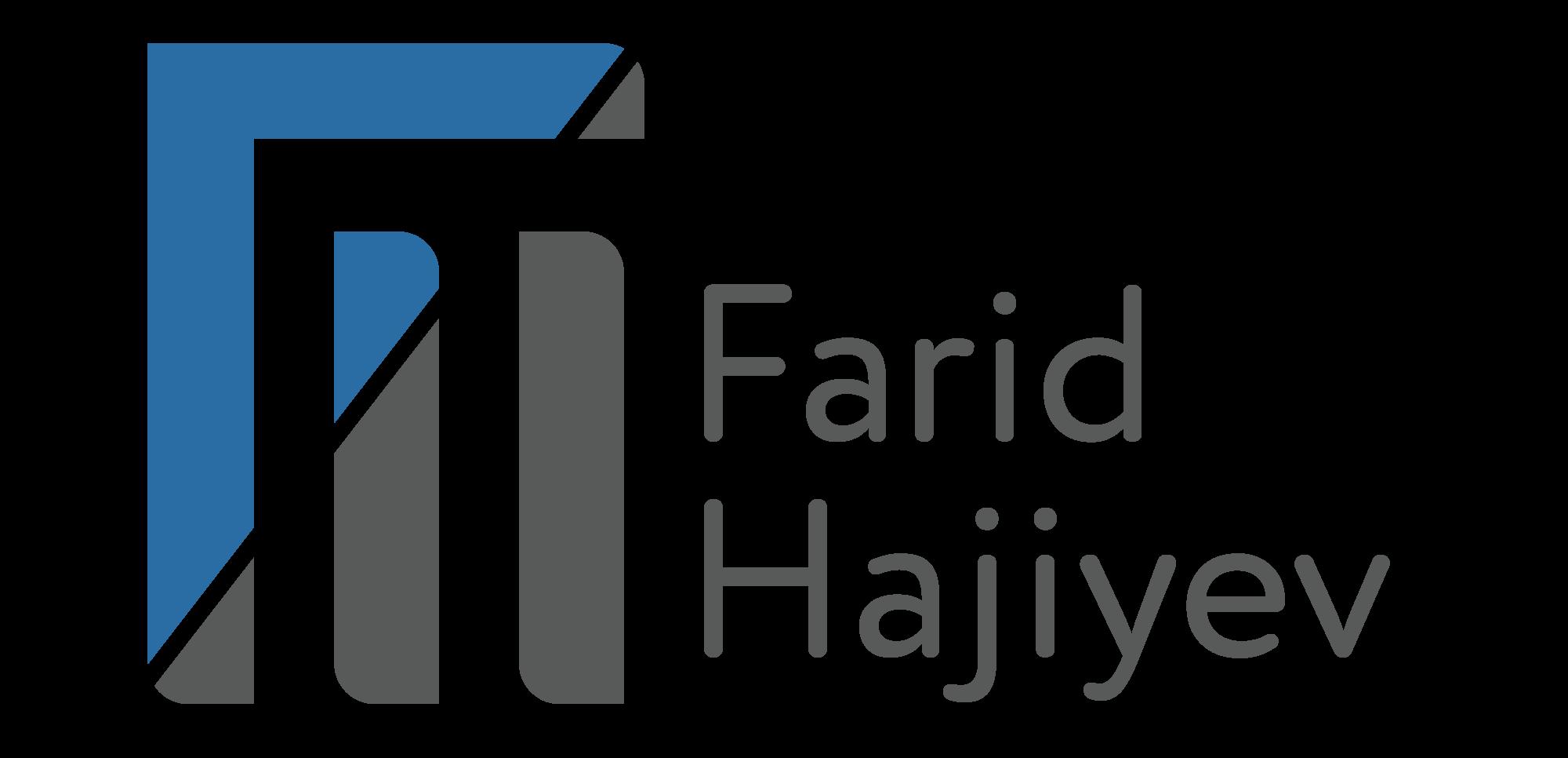 Fərid Hacıyevin bloqu